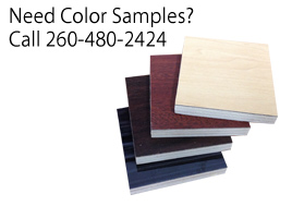 Treadmill Desk Color Samples